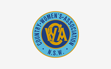 Country Women's Association NSW logo