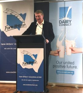 Barry Irvin, Executive Chairman Bega Cheese